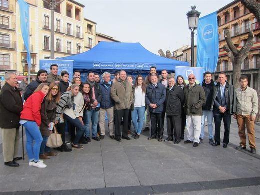 Pío Escudero defiende en Toledo la continuidad del Senado