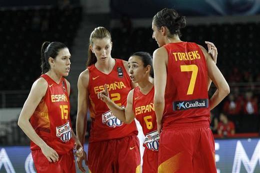 Eurobasket: las chicas de oro buscan acabar líderes del grupo ante las gigantes rusas