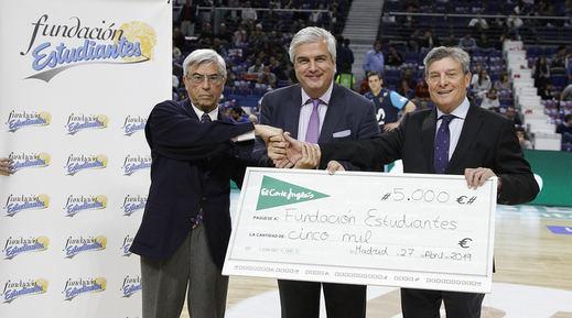 El Corte Inglés apoya al Movistar Estudiantes para fomentar el baloncesto femenino