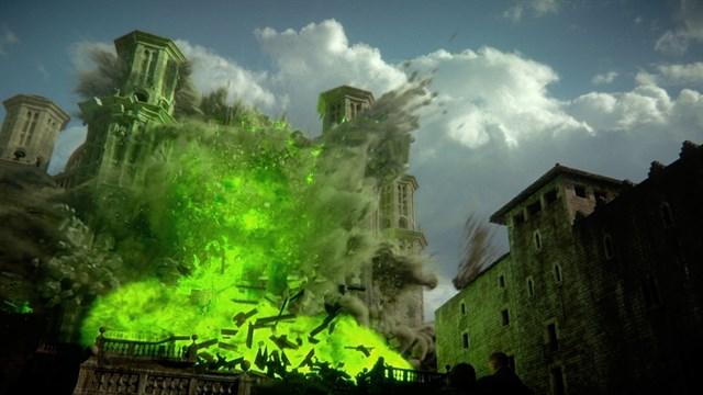 Juego de tronos: un vídeo 'destripa' la explosión del Gran Septo de Baelor