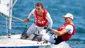 La vela nos da otra alegría y otra medalla: Jordi Xammar y Nico Rodríguez, bronce en clase 470
