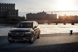 Volvo lanza en Espa�a la nueva generaci�n del XC90, con dos primicias mundiales de seguridad