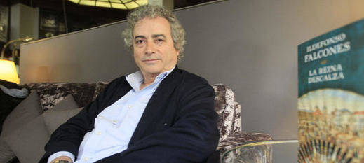 Ildefonso Falcones, rey de los 'best seller', acusado e imputado por defraudar a Hacienda 1,4 millones