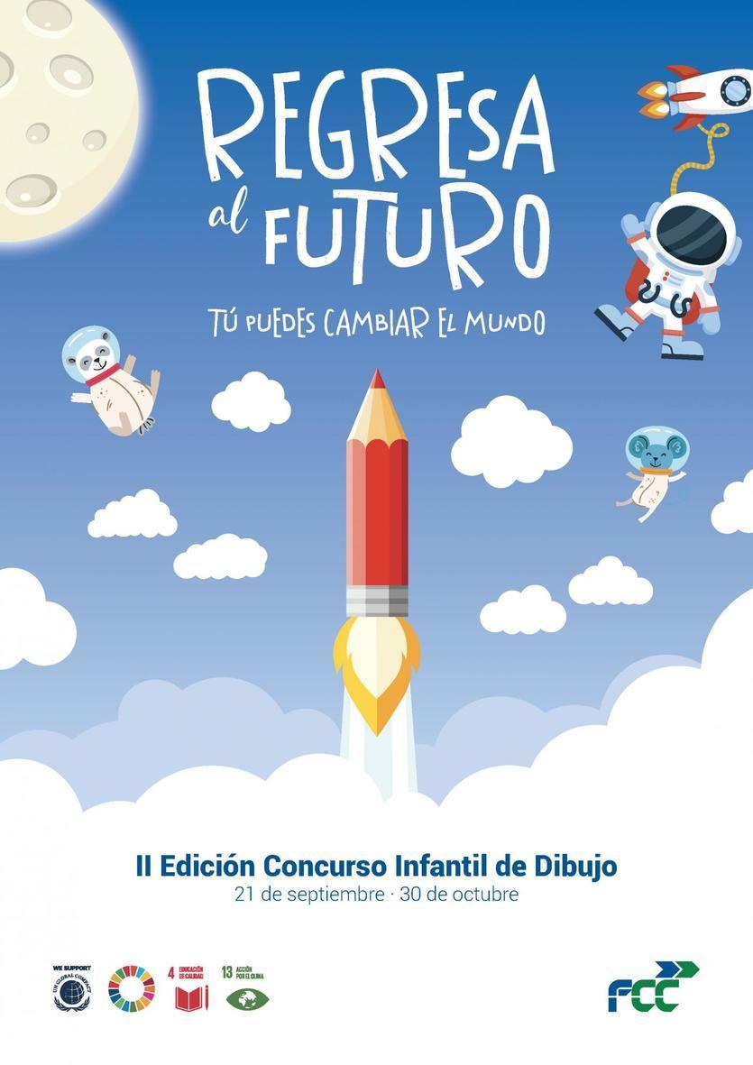 FCC celebra su 2ª Concurso de Dibujo Infantil para hijos, sobrinos o nietos de empleados