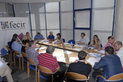 FECIR traslada su sede en Ciudad Real que visitará la consejera de Economía el 1 de octubre