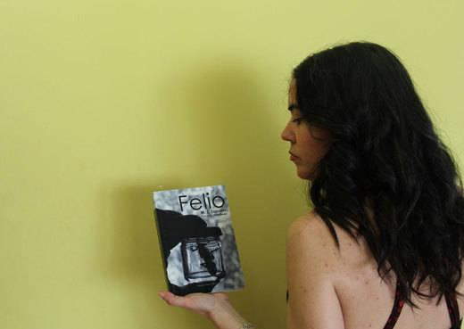María Jesús Zapater y su novela