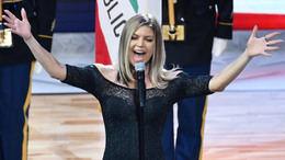 Sigue la polémica de los himnos: Fergie irrita a medio EEUU por su interpretación 'bizarra'