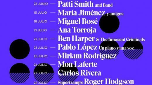 Cancelada la sexta edición del Universal Music Festival