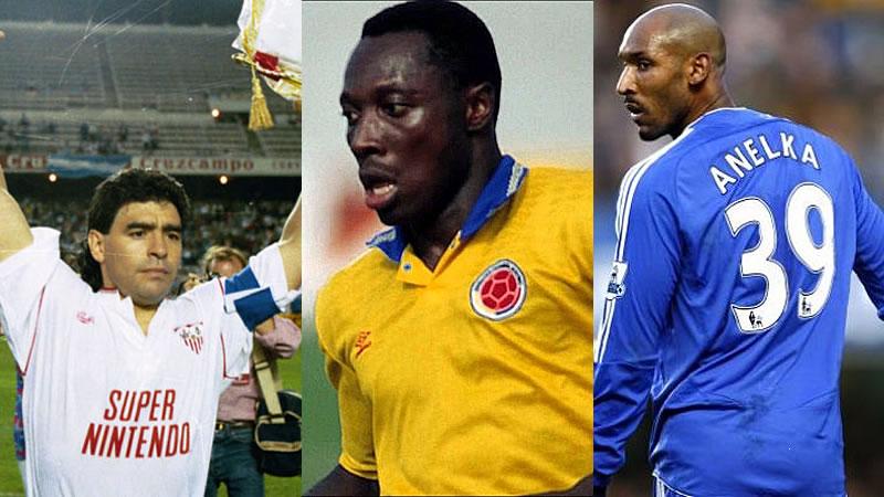 Los grandes fiascos de la historia del fútbol