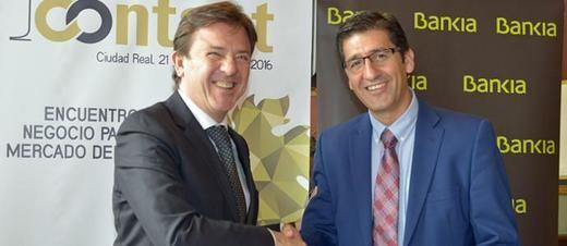 Bankia patrocina Fenavin Contact, la primera feria de negocio de vino entre profesionales en Ciudad Real