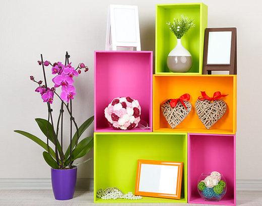 ¿Cómo usar flores para la decoración interior?