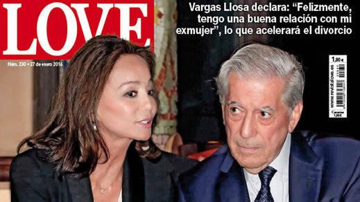 Isabel Preysler y Mario Vargas Llosa, más cerca del darse el 'sí, quiero'
