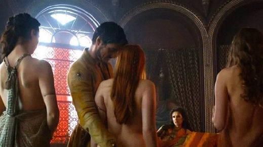 'Juego de Tronos': habrá menos sexo (aún) en la sexta temporada