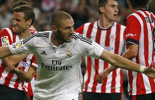Benzema y Nolito acaban con la hegemonía de Cristiano y Messi en la tabla de goleadores