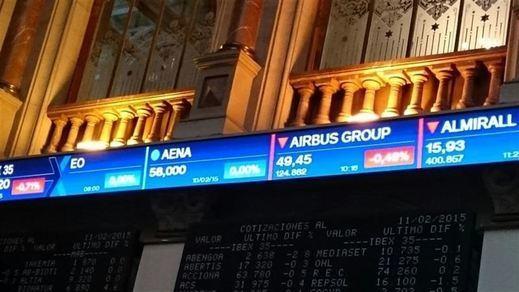 Las bolsas asiáticas y la caída del crudo marcan el cierre de la bolsa: el Ibex 35 cae un 3,2%