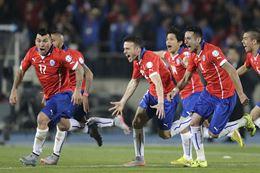 Chile conquista su primera Copa América tras batir en los penaltis a Argentina