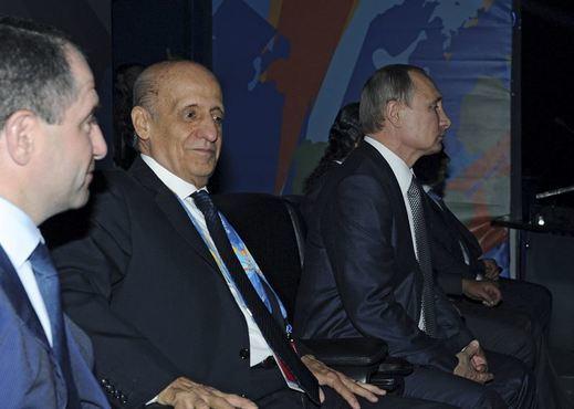 El presidente de la FINA: