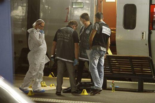 El asaltante del tren de Francia asegura que atacó por