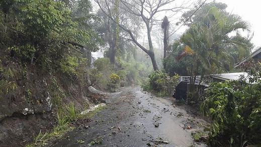 Elevan a 35 los muertos en Dominica por el paso de