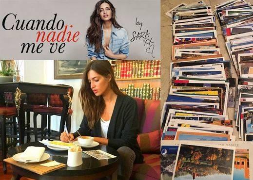 Sara Carbonero ya escribe en portugués