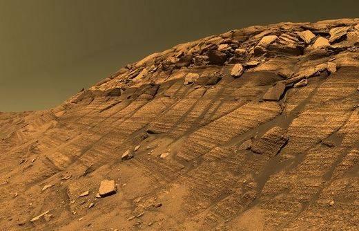 Impresionantes imágenes de Marte gracias a Google Maps