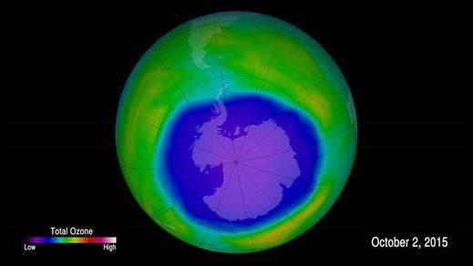 Los humanos al fin nos redimimos con el planeta tierra: comienza a reducirse el agujero de la capa de ozono