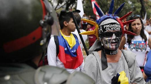 Venezuela sigue en llamas: asesinan a tiros un líder del partido opositor al régimen chavista