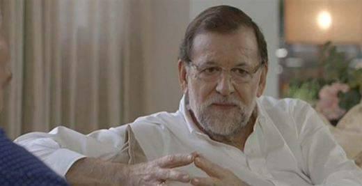 Rajoy se desata con Bertín Osborne: