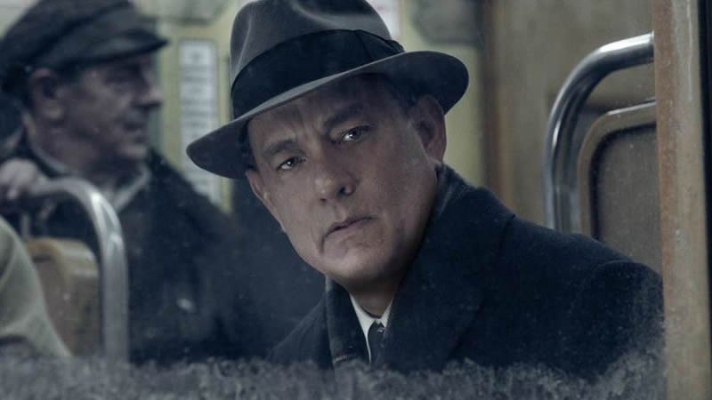 Steven Spielberg y Tom Hanks toman la cartelera con el estreno de 'El puente de los espías'