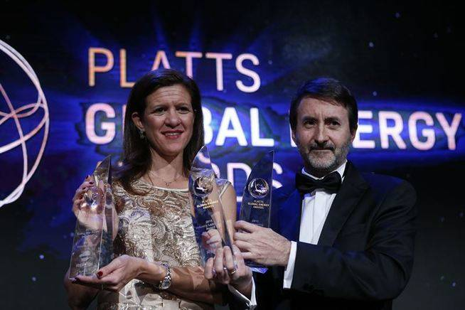 Repsol, mejor compañía energética del año, según 'Platts'