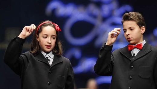 'El Gordo' fue para el 79.140 y cayó en Almería: todos los números premiados del Sorteo de Navidad 2015