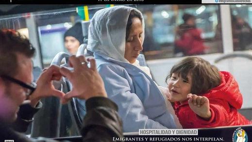 Los obispos le leen la cartilla a Rajoy: la respuesta española a los refugiados