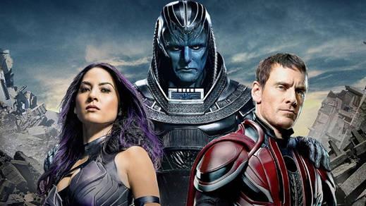 La nueva película de los X-Men, 'Apocalipsis', estreno estelar de esta semana