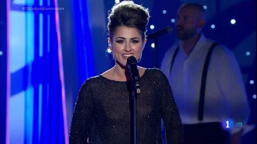 Barei representará a España en Eurovisión con el tema 'Say yay!'