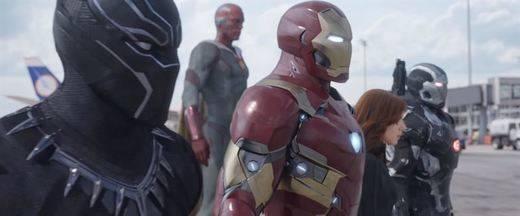 En la Super Bowl se mostró el primer avance de la esperada 'Capitán América 3: Civil War'