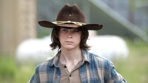 'The Walking Dead': un spoiler desde Rusia revela lo que le ocurrirá a Carl en los nuevos capítulos