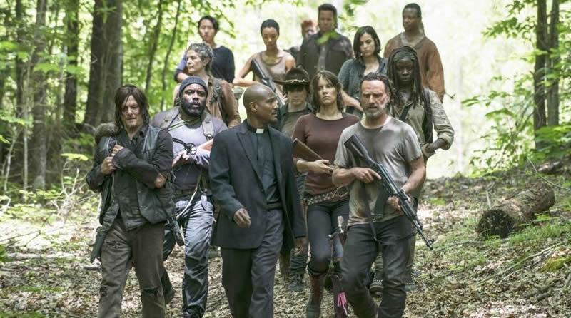 'The Walking Dead' ofrece en vídeo los 4 primeros minutos de su nuevo capítulo