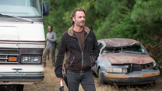 'The Walking Dead': un sinfín de asesinatos en el último capítulo