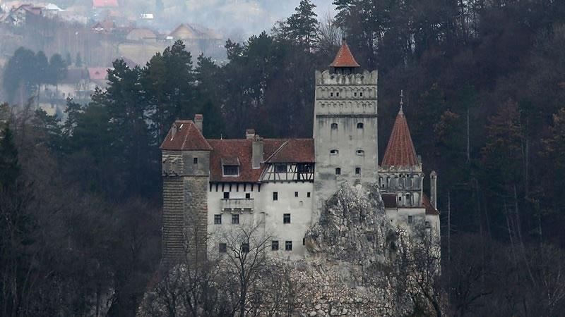Es imposible vivir en el Castillo de Drácula