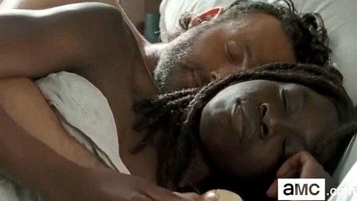 Spoiler en 'The Walking Dead': confirmada la relación entre Rick y Michonne