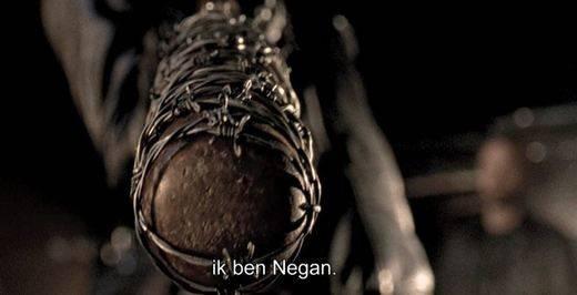 'The Walking Dead' muestra por primera vez... el bate de Negan