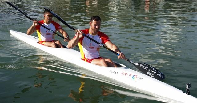 Saúl Craviotto y Cristian Toro ganan otro oro para España en K2-200