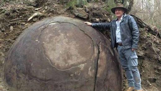 La misteriosa esfera de piedra que suscita el debate científico