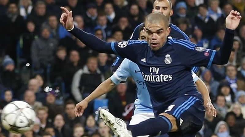 El Madrid echó en falta la pegada de Cristiano ante el Manchester City (0-0)