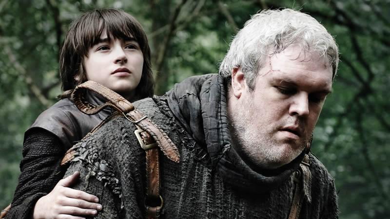 'Juego de Tronos': el gran capítulo sobre Hodor y todas las claves de su 'discapacidad'