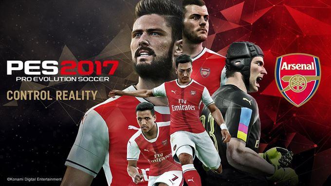El 'PES 2017' permitirá el control total del equipo en táctica y juego