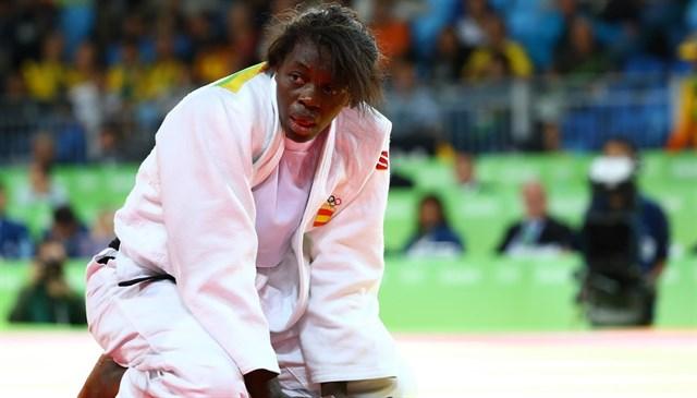 El judo español se queda de nuevo sin medallas: cayó María Bernabéu en la repesca
