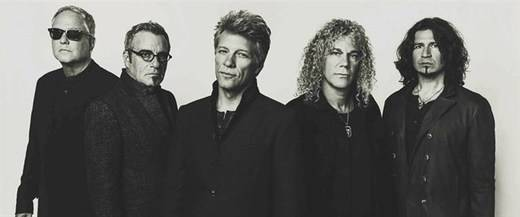 Bon Jovi adelanta otro tema del nuevo disco, 'This house is not for sale'