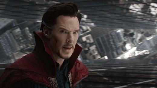 La nueva película de superhéroes de Marvel, 'Doctor Extraño', estreno estelar de la semana