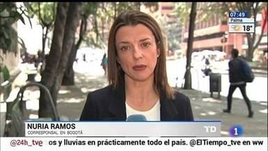 El chavismo se 'ablanda' y permite la entrada del equipo de TVE a Venezuela
